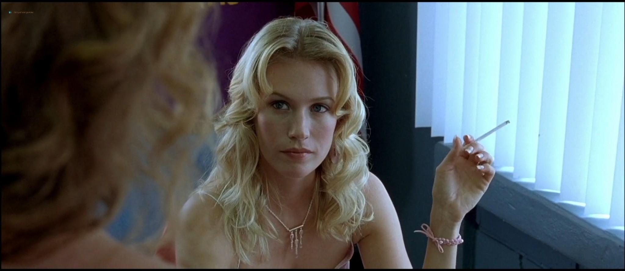 January Jones sex doggy style and Melissa Leo naked - The Three Burials of Melquiades Estrada HD 1080p BluRay (6)