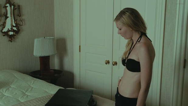 Kirsten Dunst naked in the shower and topless - All Good Things HD 1080p BluRay (4)