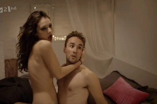 Lily James nude sex - Secret Diary of a Call Girl S4E4 hd720p (3)