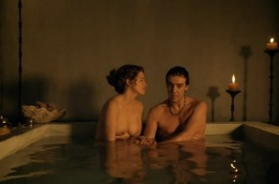 Lucy Lawless naked sex doggy style nude topless in the bath – Spartacus s1e5 hd720p