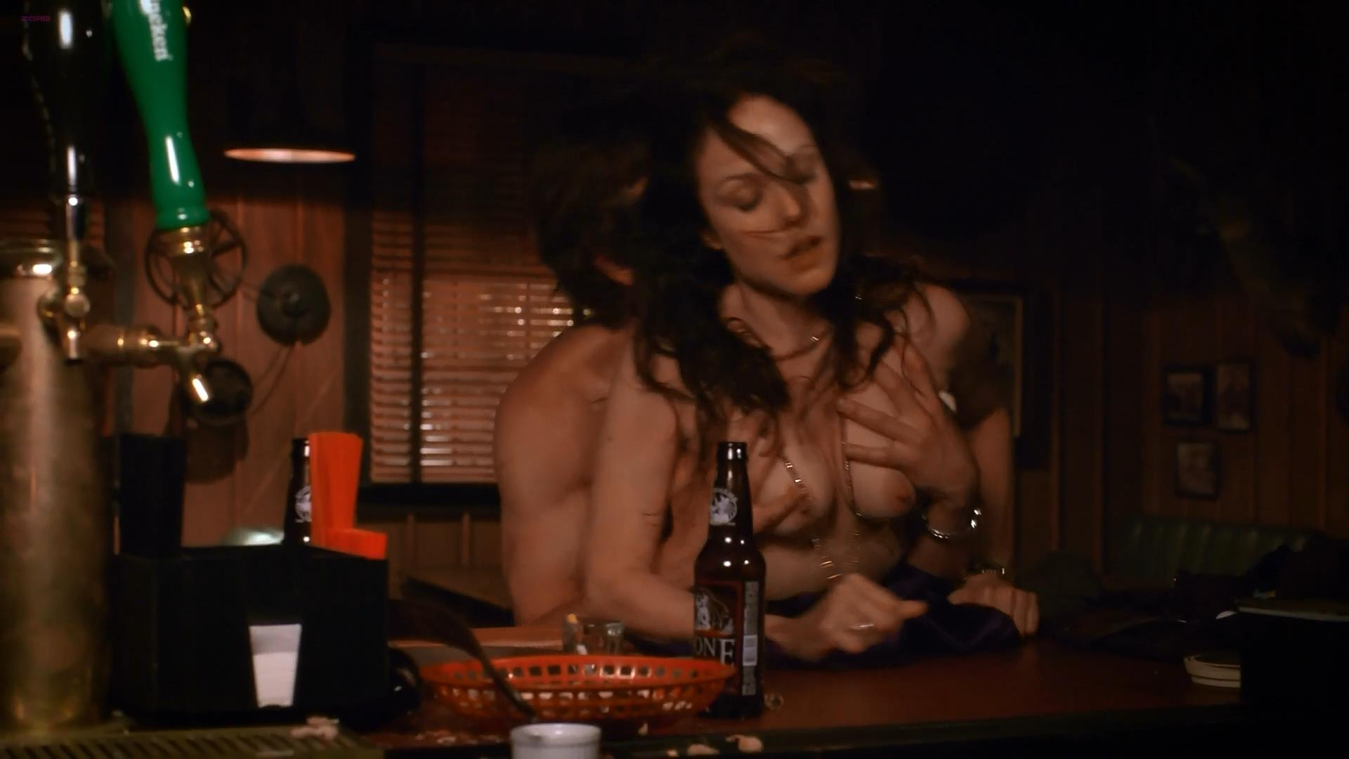 Julie bowen naked weeds