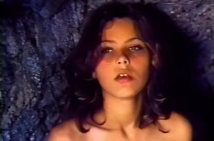 Ornella Muti nude topless and skinny dipping in her first movie – Il sole nella pelle (1972).