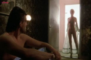 Renee Soutendijk nude full frontal – De vierde man (NL-1983)