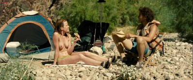 Signe Egholm Olsen nude topless - Into the wild (2007) hd1080p