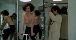 Sigourney Weaver nude topless and very hot - Half Moon Street (1986) 480p