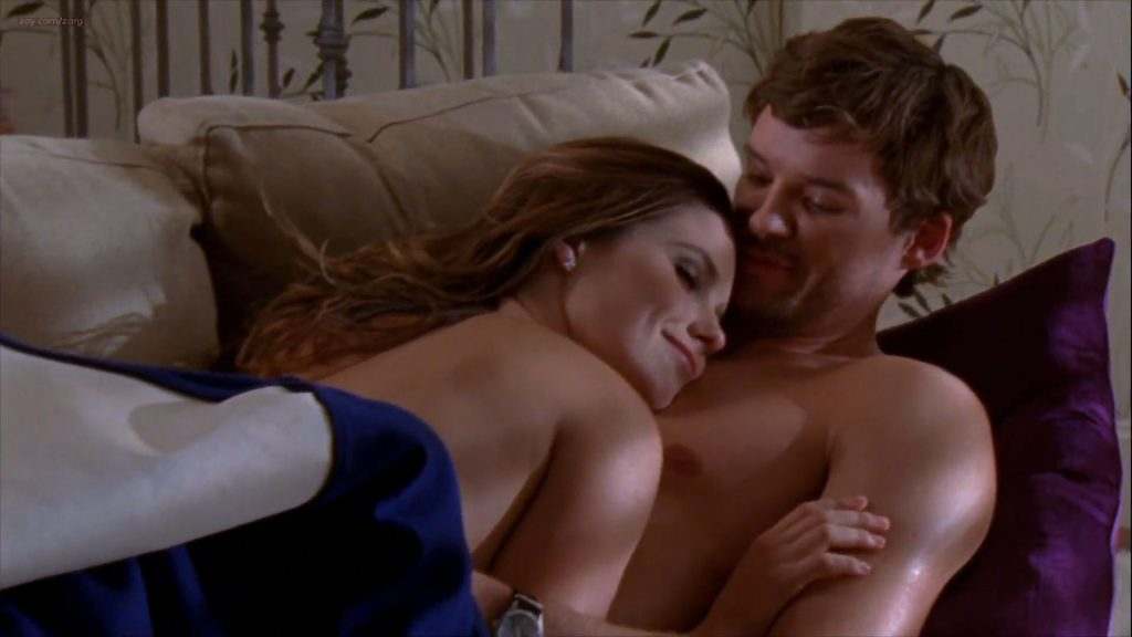 Sophia Bush hot sexy lingerie - One Tree Hill (2011) s08e15 HD 1080p (7)