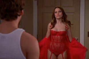 Sophia Bush hot sexy lingerie - One Tree Hill (2011) s08e15 HD 1080p