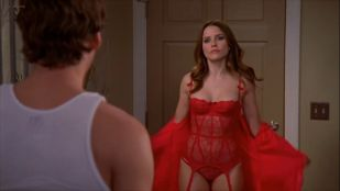 Sophia Bush hot sexy lingerie - One Tree Hill (2011) s08e15 HD 1080p