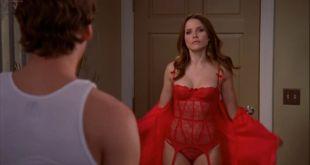 Sophia Bush hot sexy lingerie - One Tree Hill (2011) s08e15 HD 1080p (3)