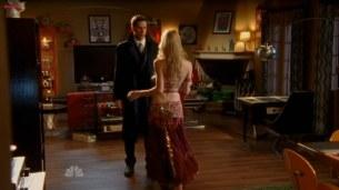 Yvonne Strahovski hot as erotic dancer - Chuck S04E14 HD720p