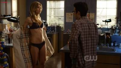 AnnaLynne McCord hot in lingerie - 90210 S03E17 hd720p
