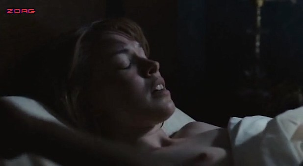 Christine Horne nude sex and Ellen Page hot sex - The Stone Angel (2007) (1)