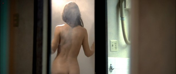 Elsa Pataky naked topless in the shower - Give 'em Hell Malone (2009) hd1080p