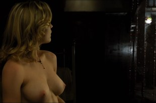 Melissa George naked nude topless and stripping in Dark City (1998) hd1080p