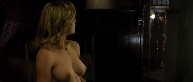 Melissa George naked nude topless and stripping - Dark City (1998) hd1080p