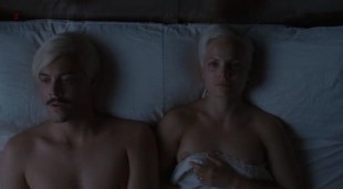 Mena Suvari nude sex and Caterina Murino nude too - The Garden of Eden (2008)