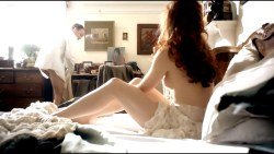 Rosamund Pike nude Rachael Stirling nude full frontal others nude too- Women in Love (2011) pt1 hd720p (3)