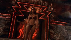 Salma Hayek sexy busty seductive vampire from Dusk Till Dawn (1996) hd1080p (5)