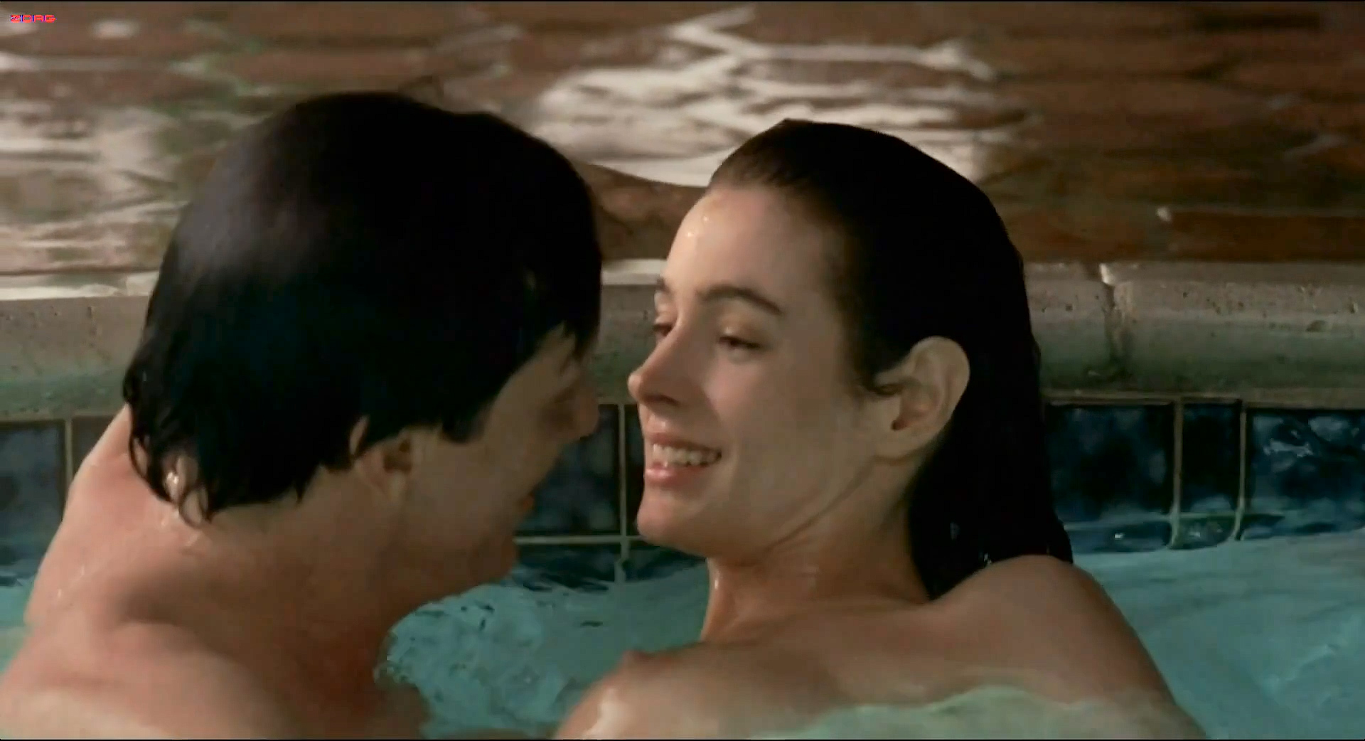 Sean Young nude butt, skinny dipping and sex in the pool - The Boost (1988) hd1080i (1)