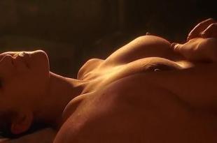 Sophie Marceau nude topless - Firelight (1987)