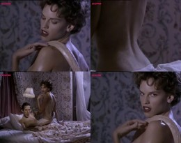 Hilary Swank nude and sex - Some Times They Come Back Again (1996)