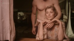Rosamund Pike nude butt Rachael Stirling nude full frontal and Tinarie Van Wyk-Loots nude - Women in Love (2011) part 2 hd720p (7)