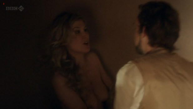 Rosamund Pike nude butt Rachael Stirling nude full frontal and Tinarie Van Wyk-Loots nude - Women in Love (2011) part 2 hd720p (6)