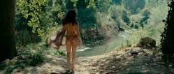 Violante Placido nude topless and sex and Irina Björklund nude butt - The American hd1080p (15)