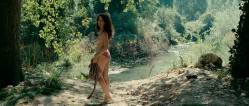 Violante Placido nude topless and sex and Irina Björklund nude butt - The American hd1080p (14)