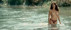 Violante Placido nude topless and sex and Irina Björklund nude butt - The American hd1080p (12)