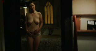 Leisha Hailey nude topless and sex in - Fertile Ground (2010)