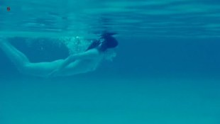 Cristin Milioti nude sex oral and skinny dipping - Year of the Carnivore (2009)