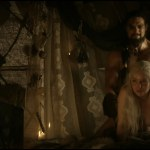 Emilia Clarke nude topless and hot sex doggy style from – Game of Thrones s01e02 hdtv1080p
