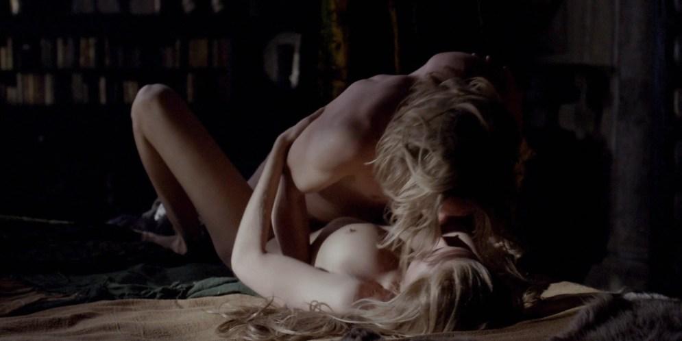 Tamsin Egerton nude sex - Camelot (2011) s1e10 hd720 -1080p