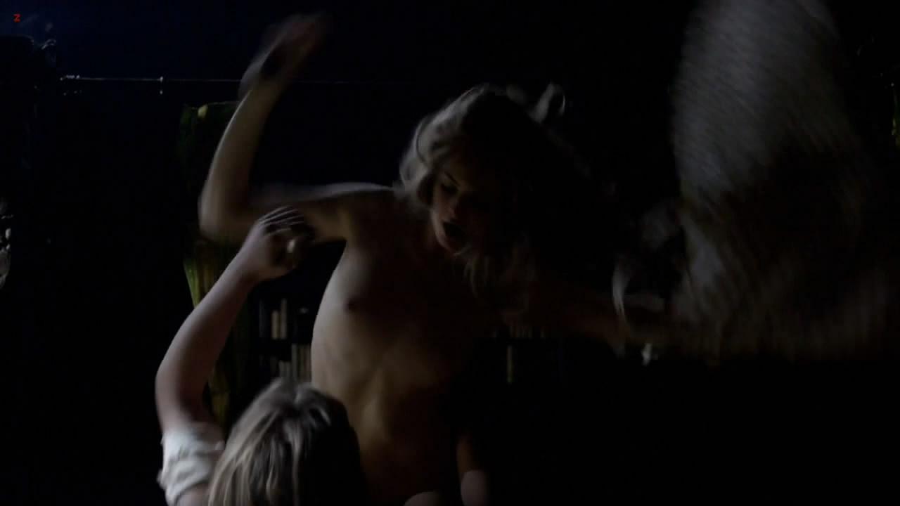 Tamsin Egerton nude sex - Camelot S1E10 hd720p