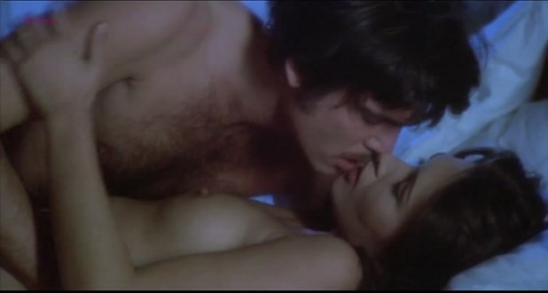 Lilli Carati nude full frontal and sex - Candido Erotico (1978)