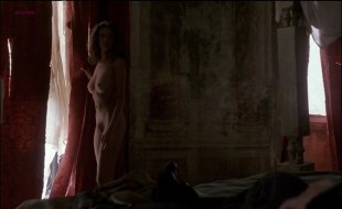 Anne Knecht full nude bush and sex and Barbara De Rossi nude topless and sex - Vampire in Venice (1988)