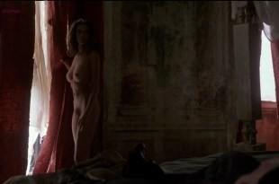 Anne Knecht full nude bush and sex and Barbara De Rossi nude topless and sex – Vampire in Venice (1988)