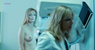 Karina Beuthe nude brief topless in - Et soudain tout le monde me manque (2011)