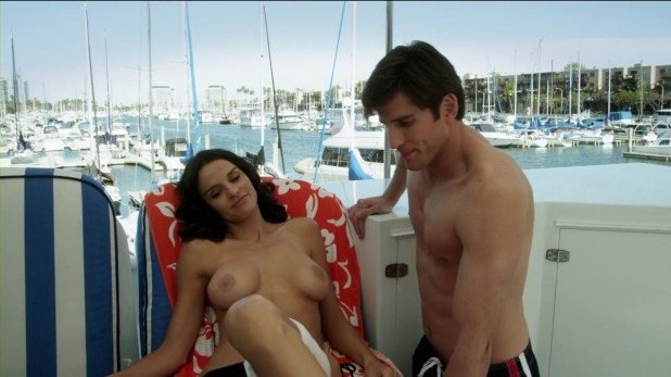 """Ana Alexander nude - topless in """"Chemistry"""" (2011) s1e5 hd720p"""