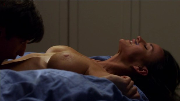 "Ana Alexander and Angel McCord all nude in""Chemistry"" s1e7 hd720p"