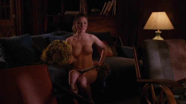 "Kaitlin Doubleday nude in ""Hung"" S03E04 hd720p"