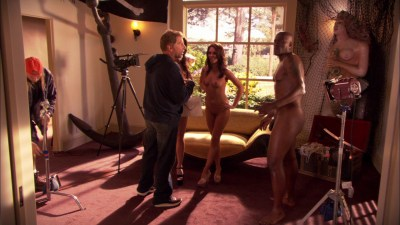 Jessica James and Kristen Price full frontal nude, Mary-Louise Parker butt naked in - Weeds s03e07 hd1080p (29)
