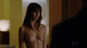 Melissa Benoist very cute girl all naked and nude topless - Homeland s1e2 hd720p
