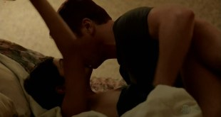 Morena Baccarin naked sex and nude topless - Homeland s1e11 hd720p