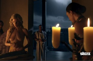 Katrina Law nude topless, Viva Bianca nude full frontal, Lucy Lawless nude in the bath and Various nude actress in orgy scene in – Spartacus Vengeance s2e1 hd720p