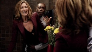 Dawn Olivieri hot sex in the bathroom from  - House of Lies (2012) s1e2 hd720p