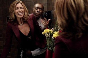 Dawn Olivieri hot sex in the bathroom from House of Lies (2012) s1e2 hd720p1