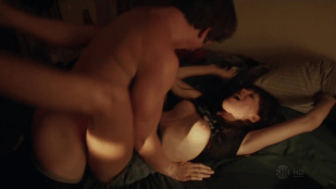 Emma Greenwell nude and hot sex scene from - Shameless s2e4 hd720p