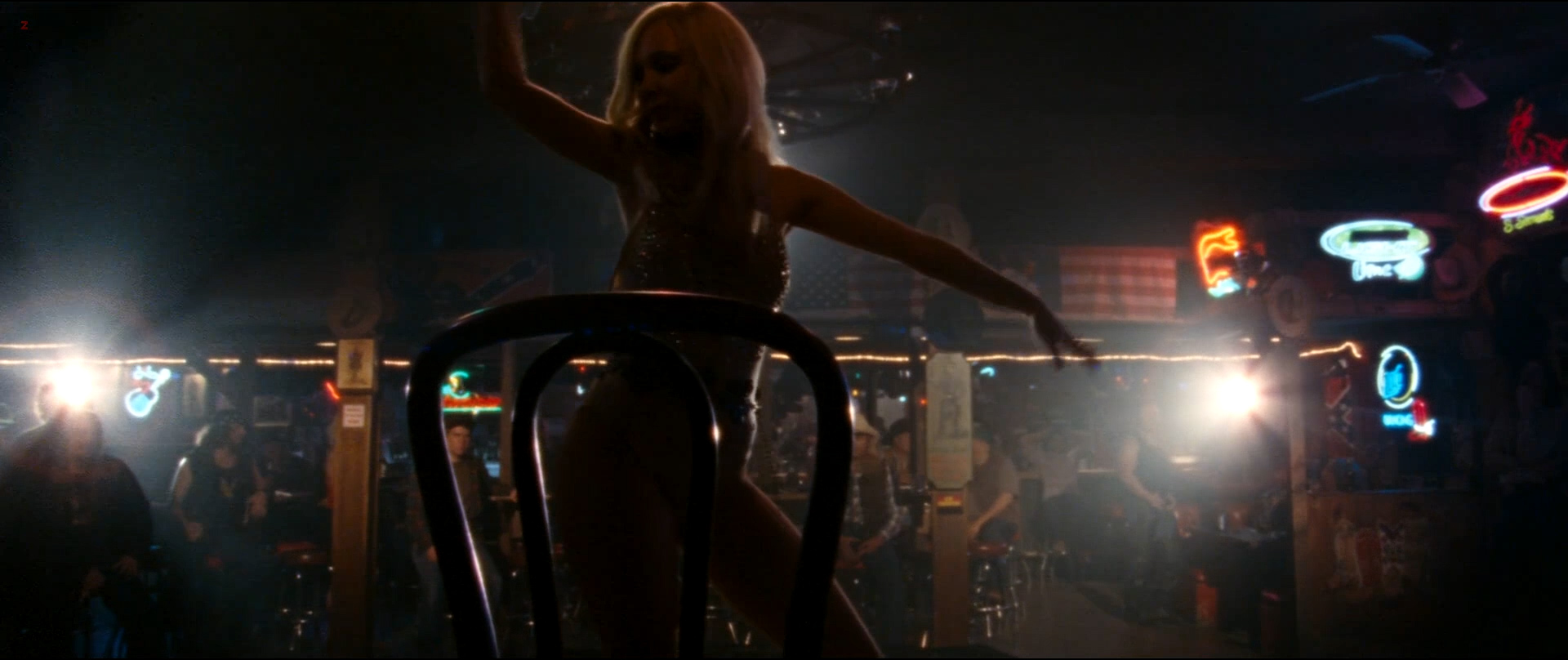 Juno Temple hot and sexy as stripper - Dirty Girl (2010) hd1080p (5)